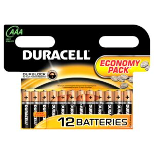 Pile alcaline duracell