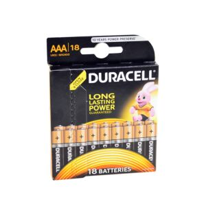Duracell AAA ou R3
