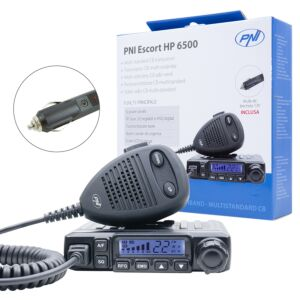 Station radio CB PNI Escort HP 6500, 4W