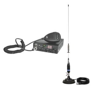 Station de radio CB PNI ESCORT HP 8000L ASQ + Antenne CB PNI S75 avec aimant