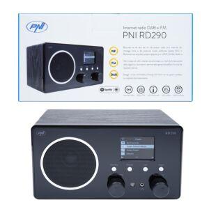 Radio Internet DAB et FM PNI RD290