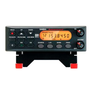 Scanner Uniden-UBC355CLT-